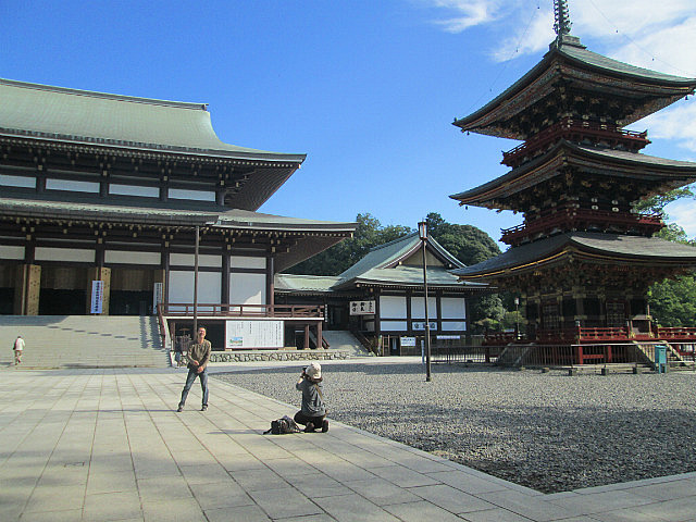 Shinshoji Temple
