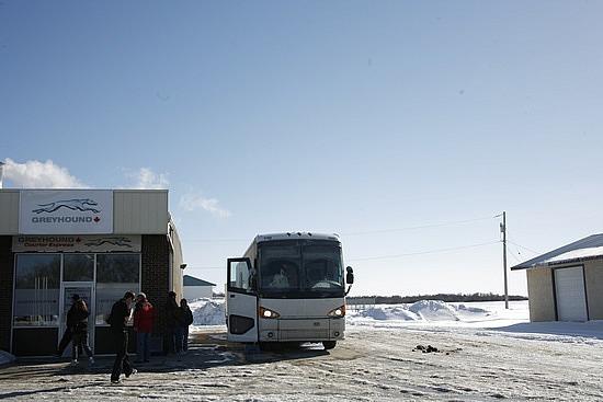 Dauphin bus depot