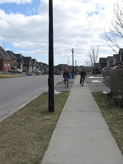 Kids chasing me