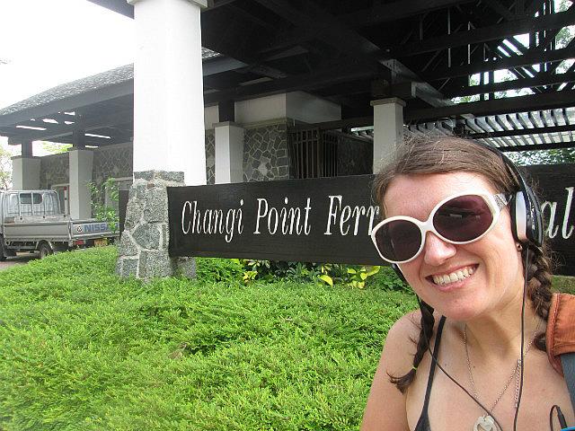 Changi Point Ferry Terminal