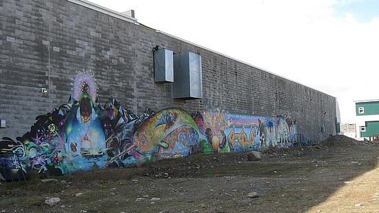 Inuit Graffiti