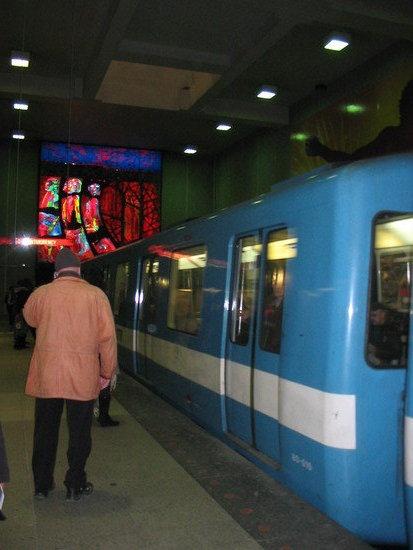 Berri-UQAM station
