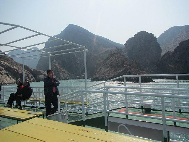 Hongdo boat tour