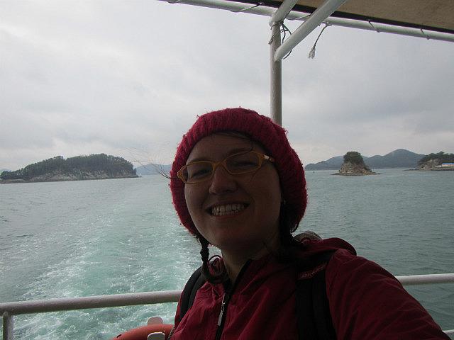 Me vs. hansando ferry