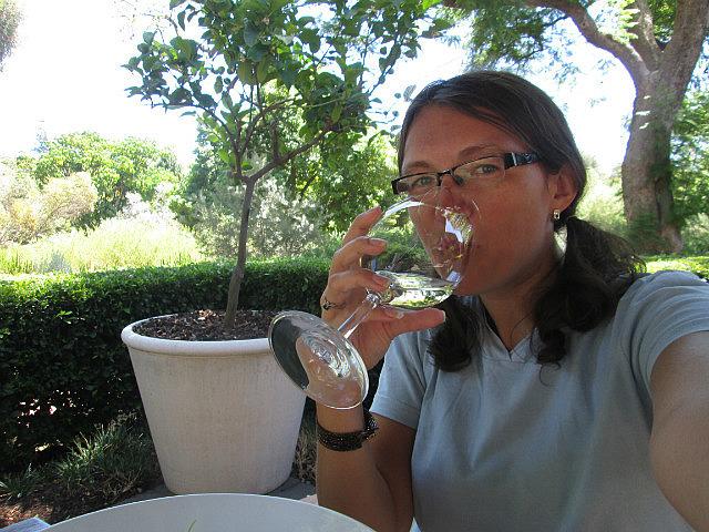 Me vs. Australian wine