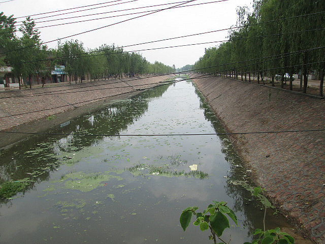 Canal in Zhuxian