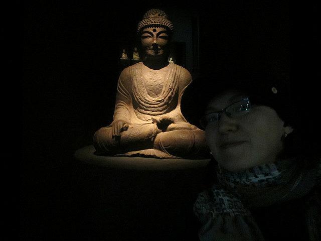 Me vs. buddha