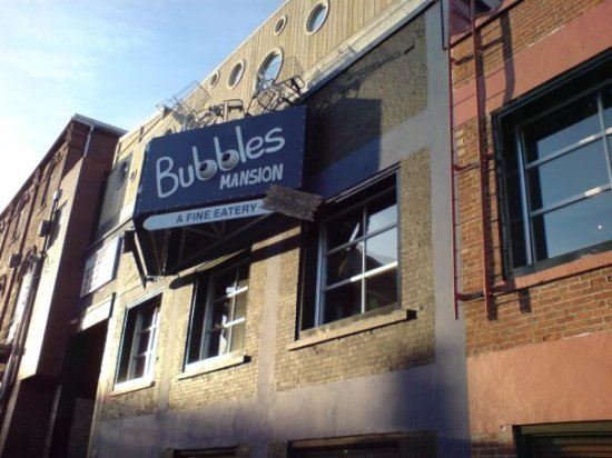 Bubbles Mansion