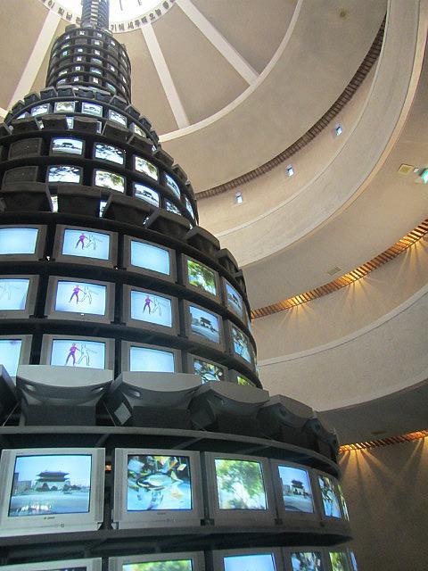 Big TV pagoda