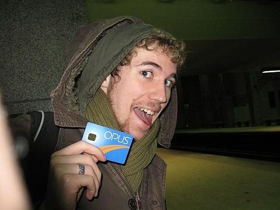 Isaac vs. Opus Card