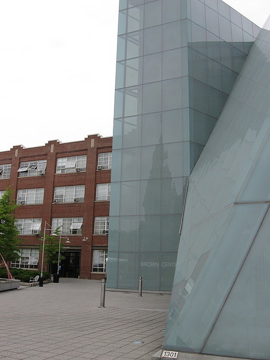 MICA Brown Center for digital art and design