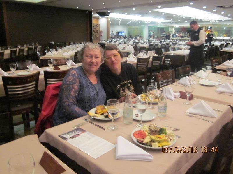 Rafain dinner show