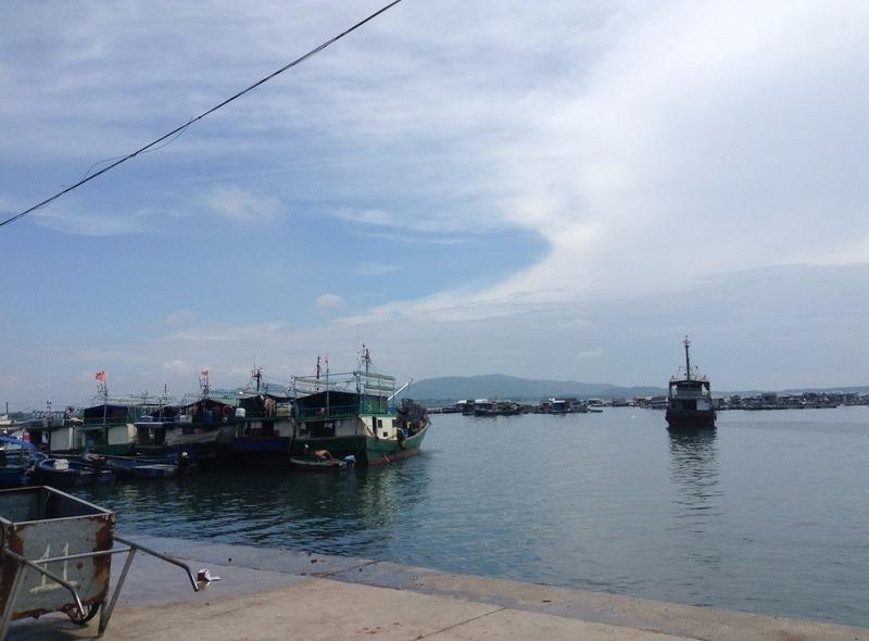Xincun port