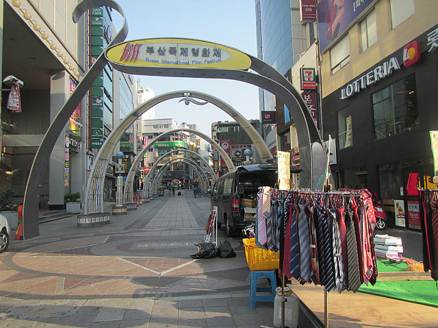 Busan film festival stuff