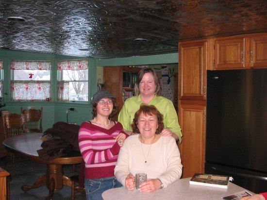 Me, Trinette, Mom