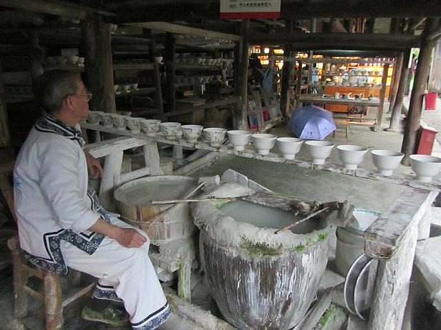Making bowls