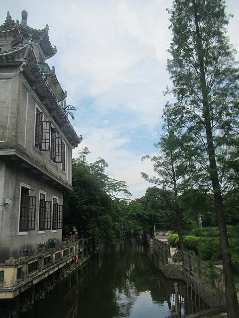 Li garden diaolou