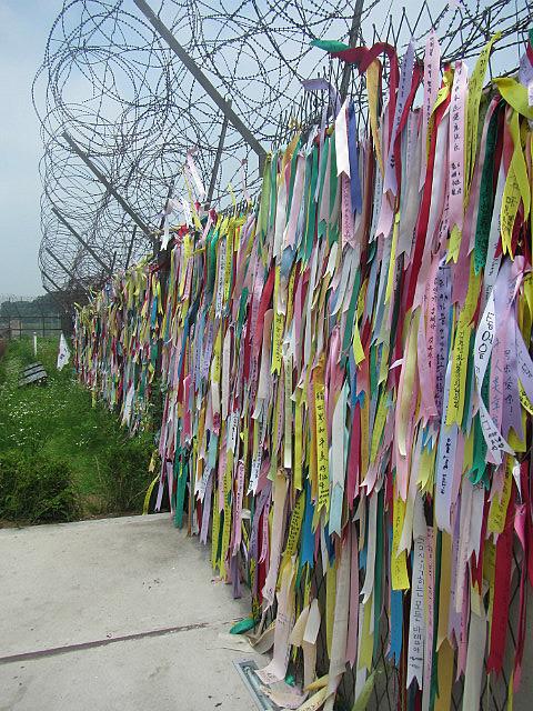 Friendship ribbons