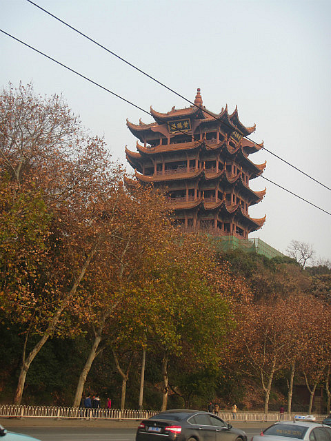 Yellow Crane Tower