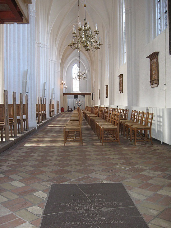Church in Odense