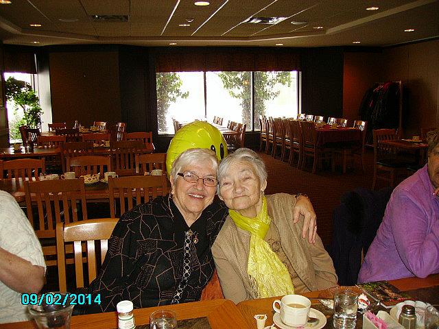 Irma and Grandma