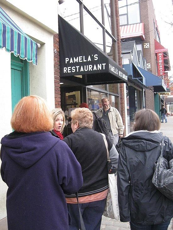 Pamela's Restaurant, Shadyside