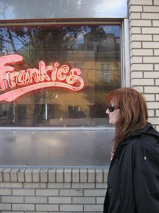 Frankies, awesome homemade sausages