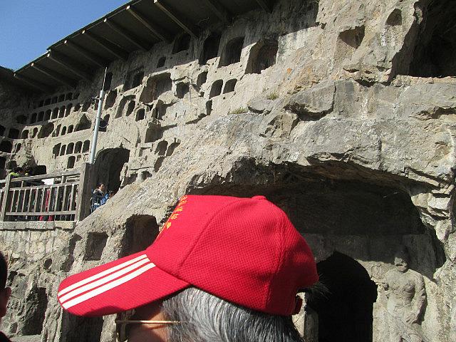 Longman grottoes