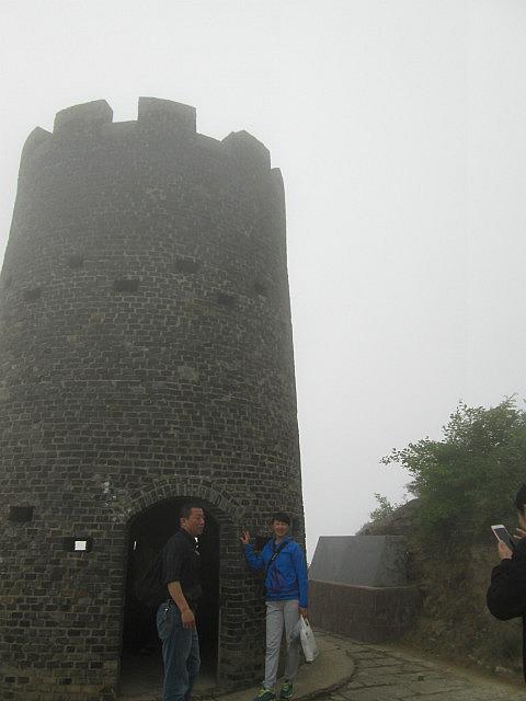 The gun turret