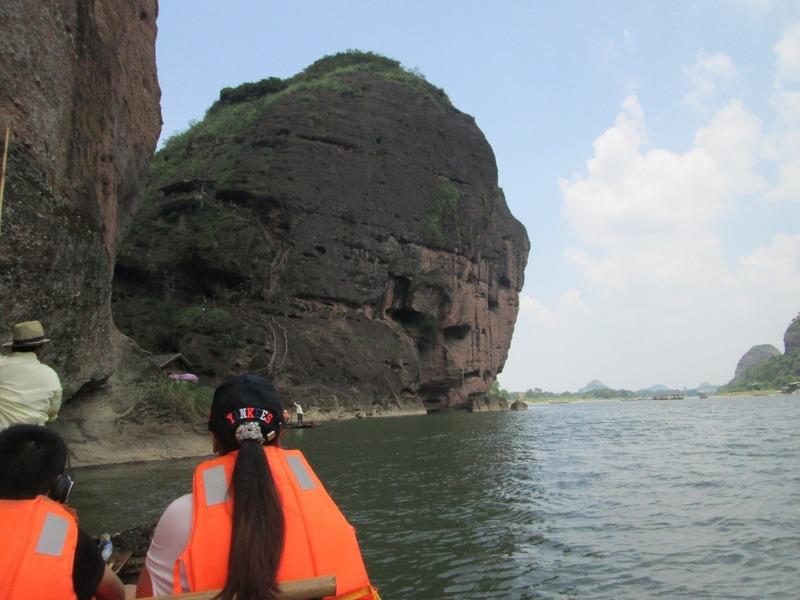Raft ride