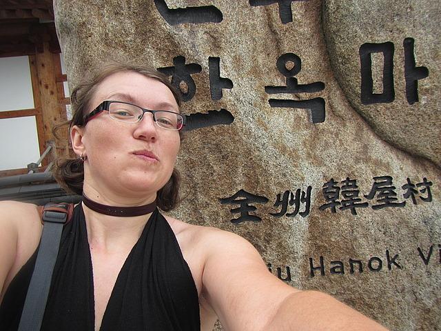 Me vs. Hanok Village
