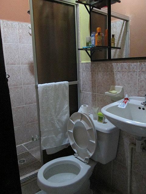 Bathroom, separate toilet!! Yes!!!