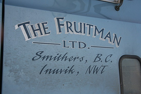 The Fruitman