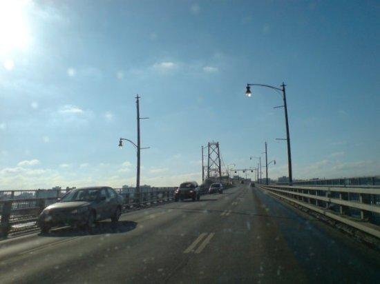 Bridge to Halifax