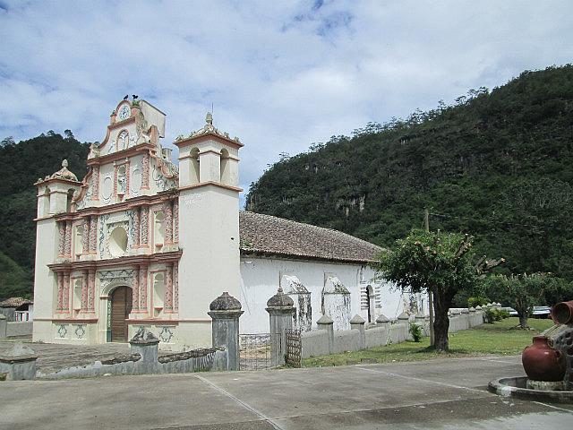Church in La Campa