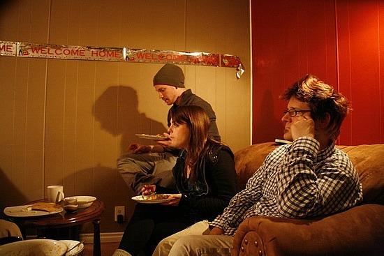 Mark, Nicole, Rodney