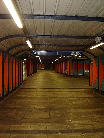 Subway in Oslo