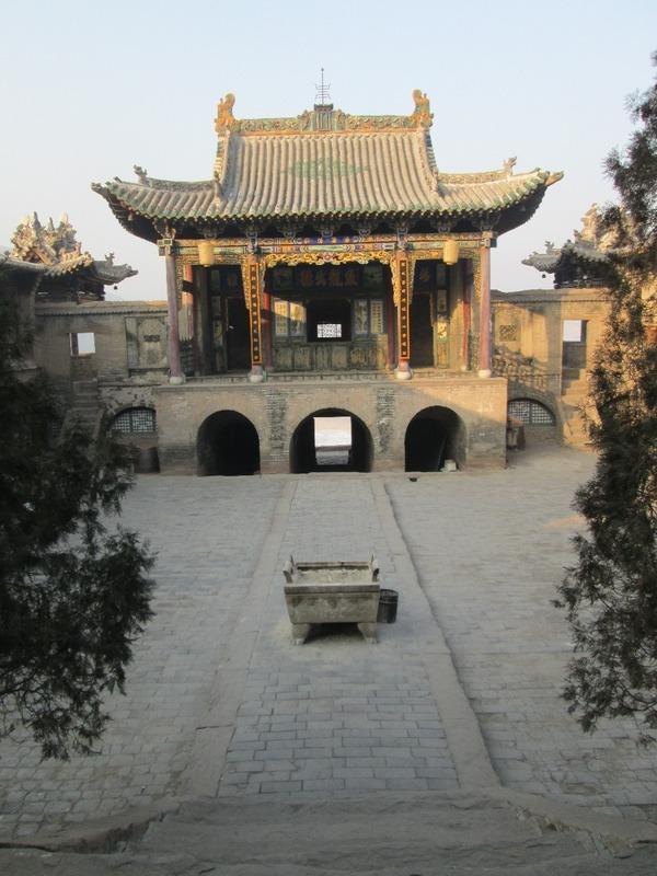 Temple in Qikou