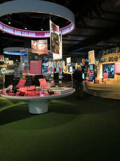 ACMI history of film