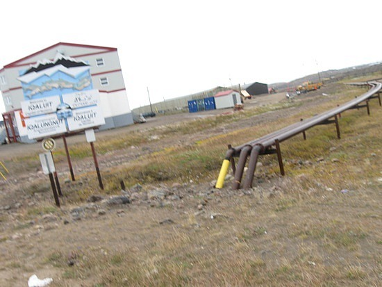 Welcome to Iqaluit