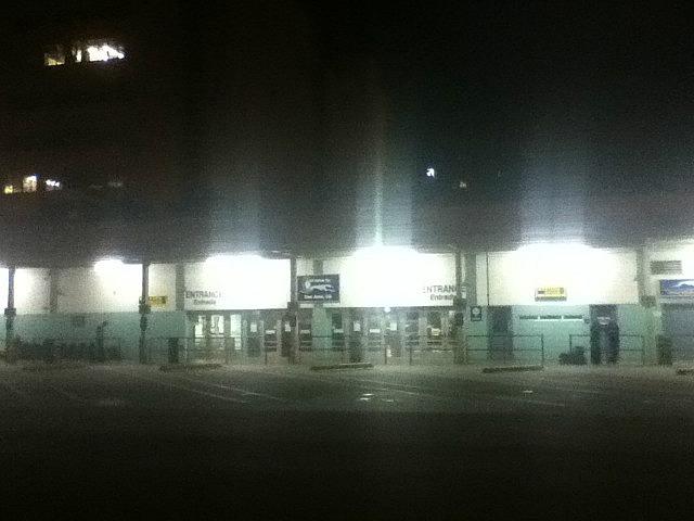San Jose bus depot