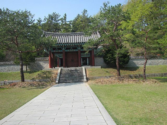 Samchungsa Temple