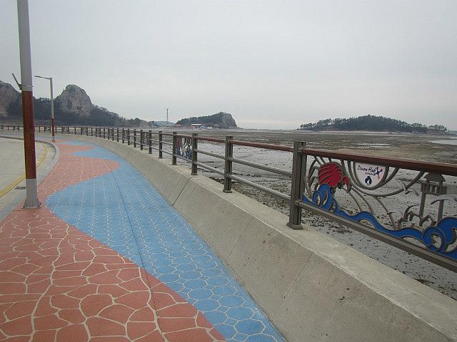 Seonyudo walkway