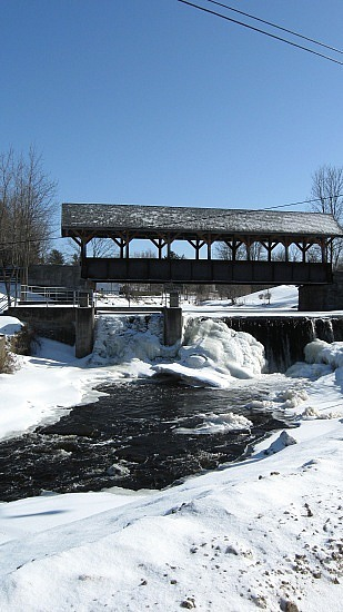 The covered bridge 2
