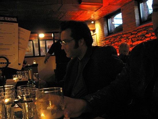 John at Bier Markt