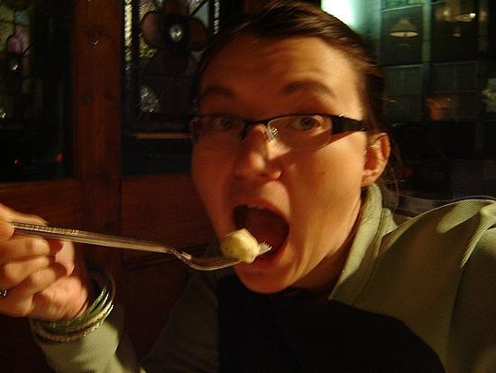 Me vs. potatoes?
