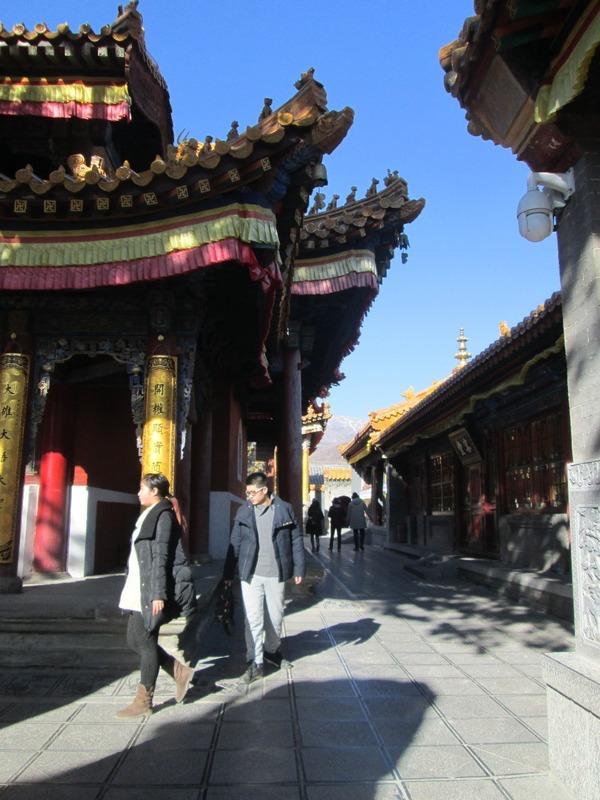 Wutai Shan temples