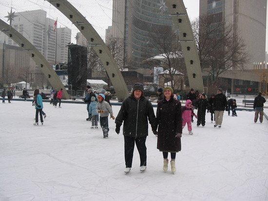 Mom and me skating2