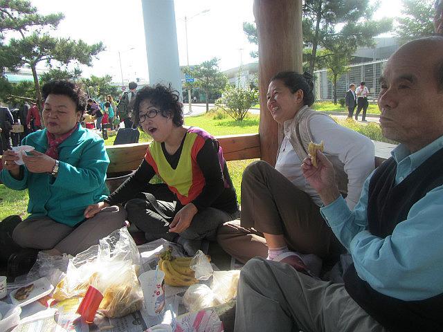 My Korean kidnappers