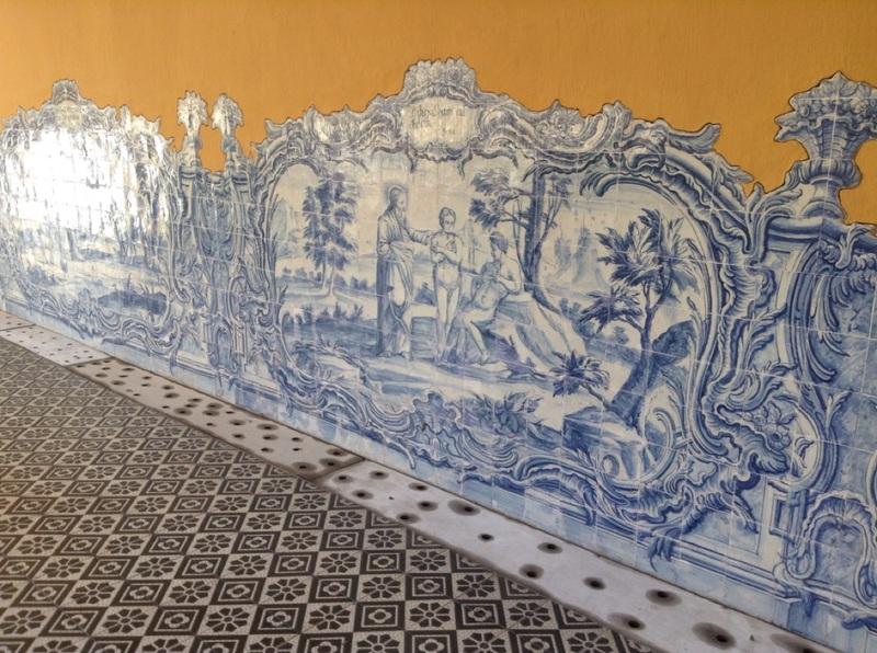Convent tiles